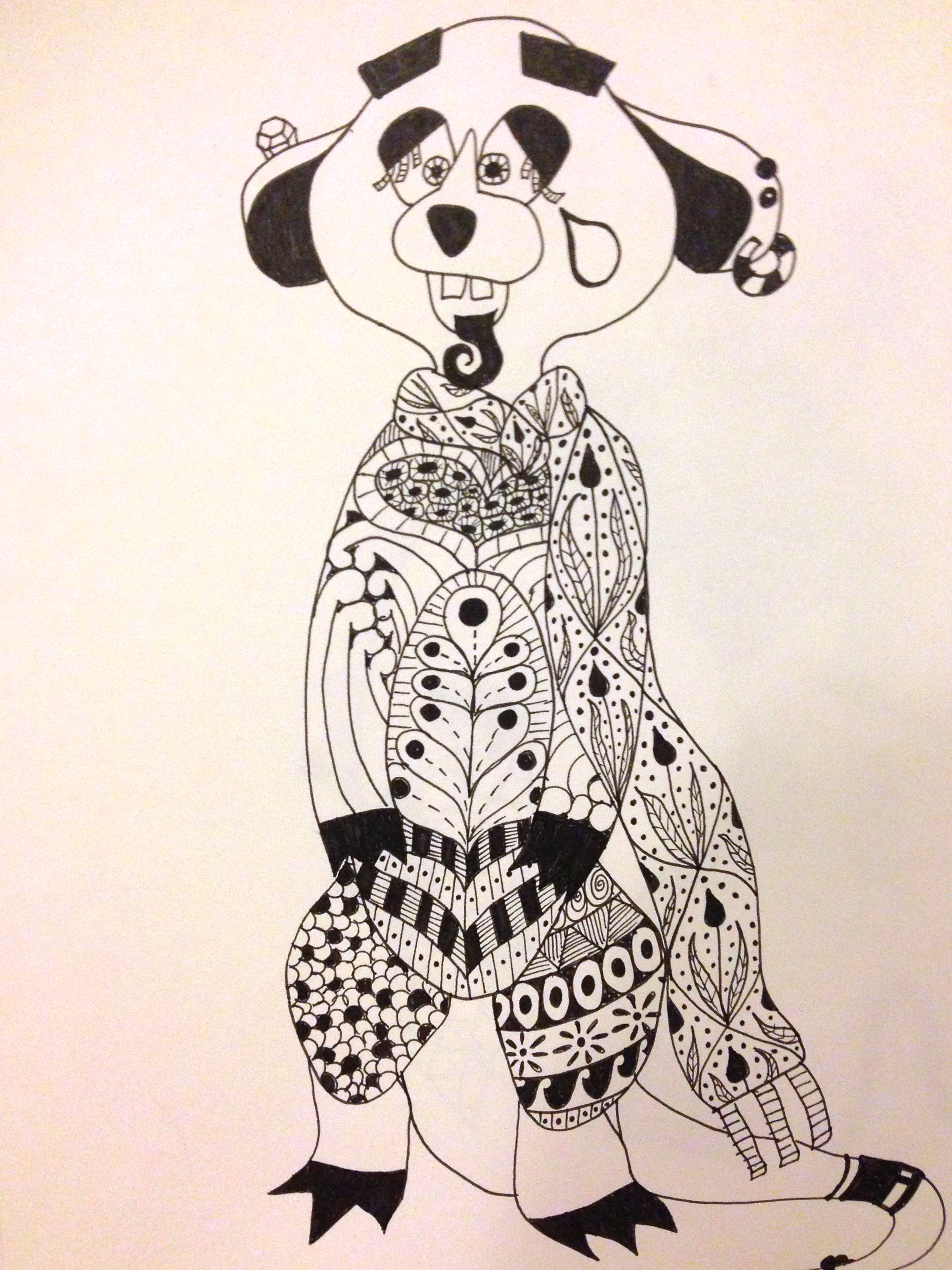Malcolm the Maladjusted Meerkat