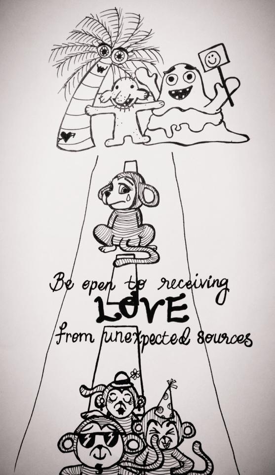 Doodled by Karen Zainal