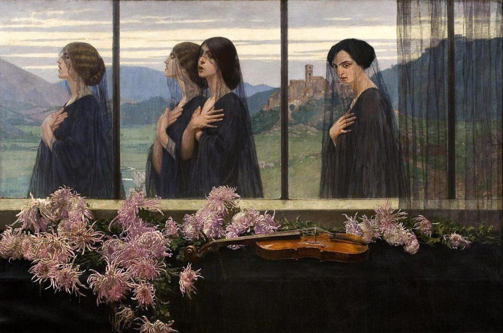 143297995183163120177_Edward-Okun_Four-Strings-of-the-Violin_1914-1024x678